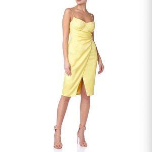 Misha Collection Rina Midi Dress